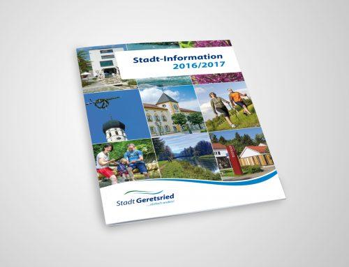 Infobroschüre Stadt Geretsried