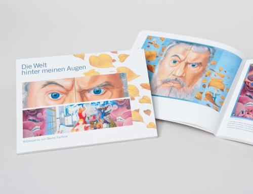 Buchgestaltung Atelier Fleißner