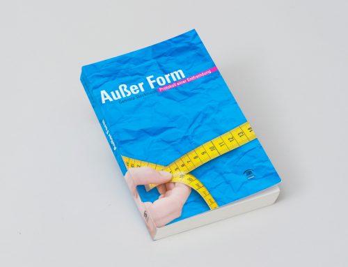 Buchgestaltung Außer Form von Gabi Stockmann