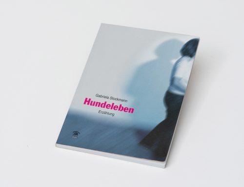 Buchgestaltung Hundeleben von Gabi Stockmann