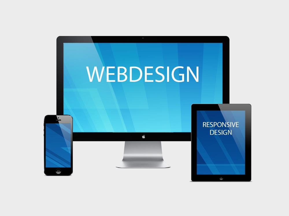 Leistungen-Webdesign
