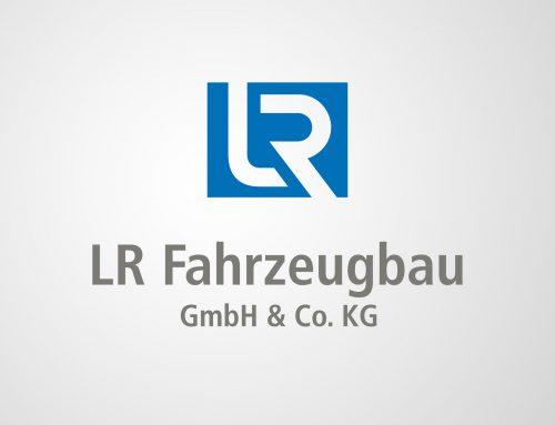 Logoentwicklung LR Fahrzeugbau
