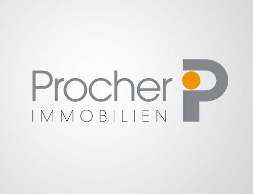 Logoentwicklung Procher