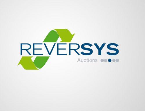 Logoentwicklung Teqport Reversys
