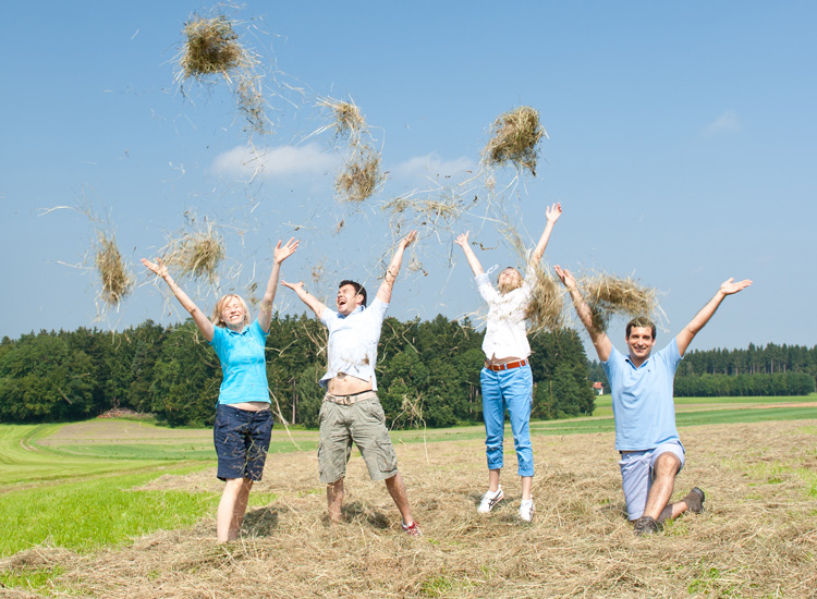 Fotoserie für das Onlineportal Agrikult