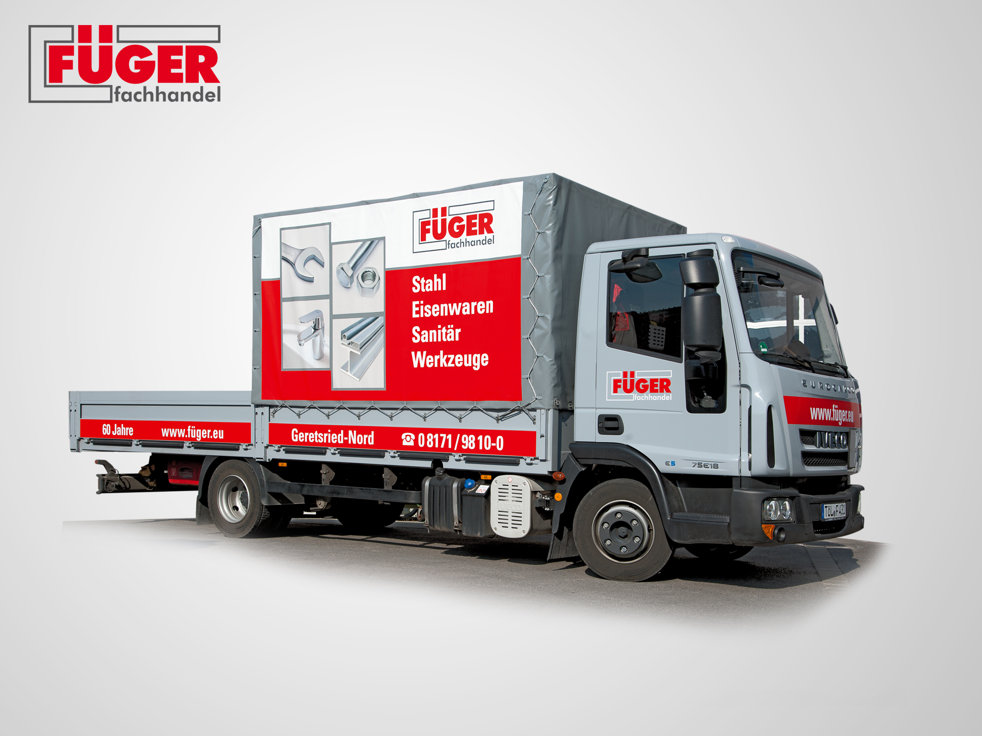 Corporate-Design-Fueger-LKW
