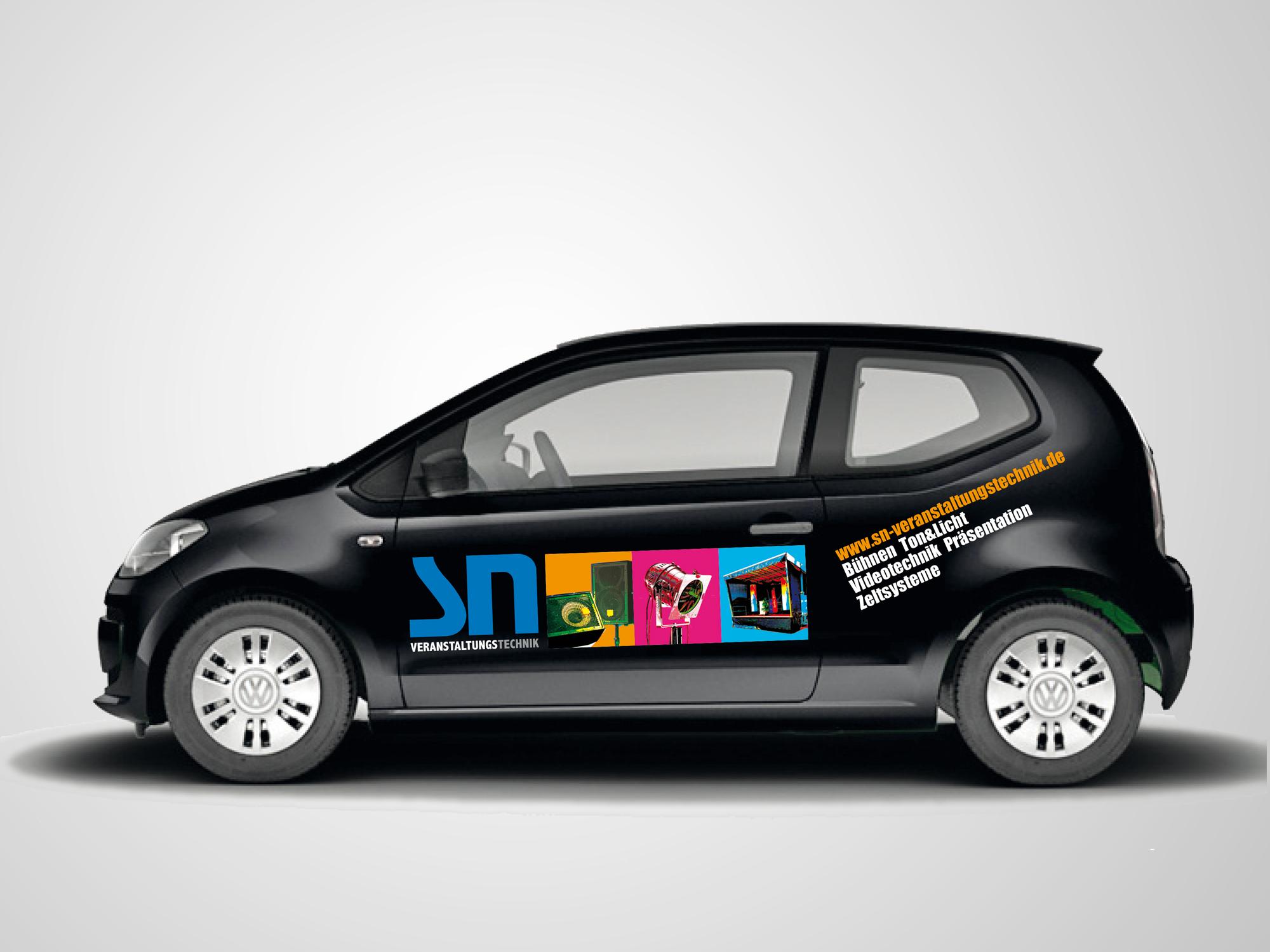 Corporate-Design-SN-Autobeschriftung