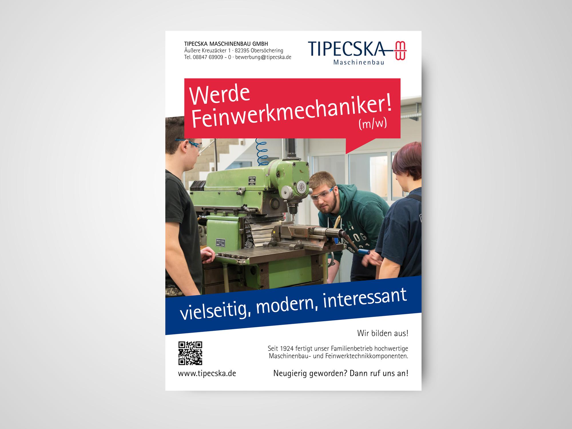 Corporate-Design-Tipecska-Plakat
