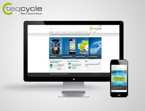 Corporate Design Teqcycle Solutions GmbH