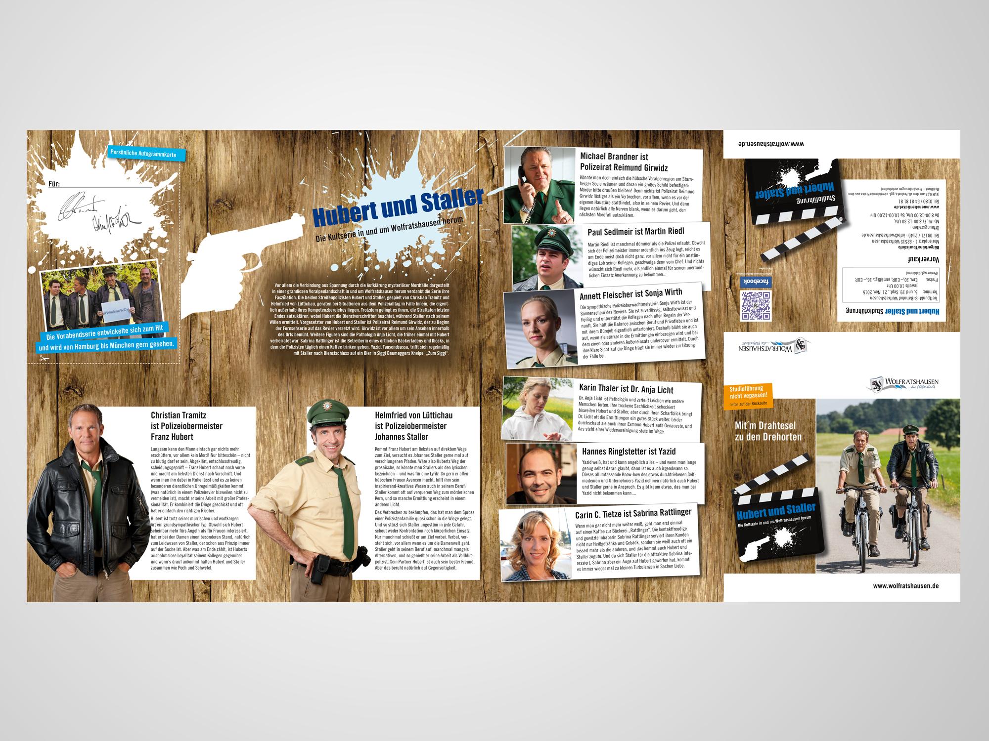 Faltblatt-Gestaltung-WOR-Hubert-und-Staller-offen