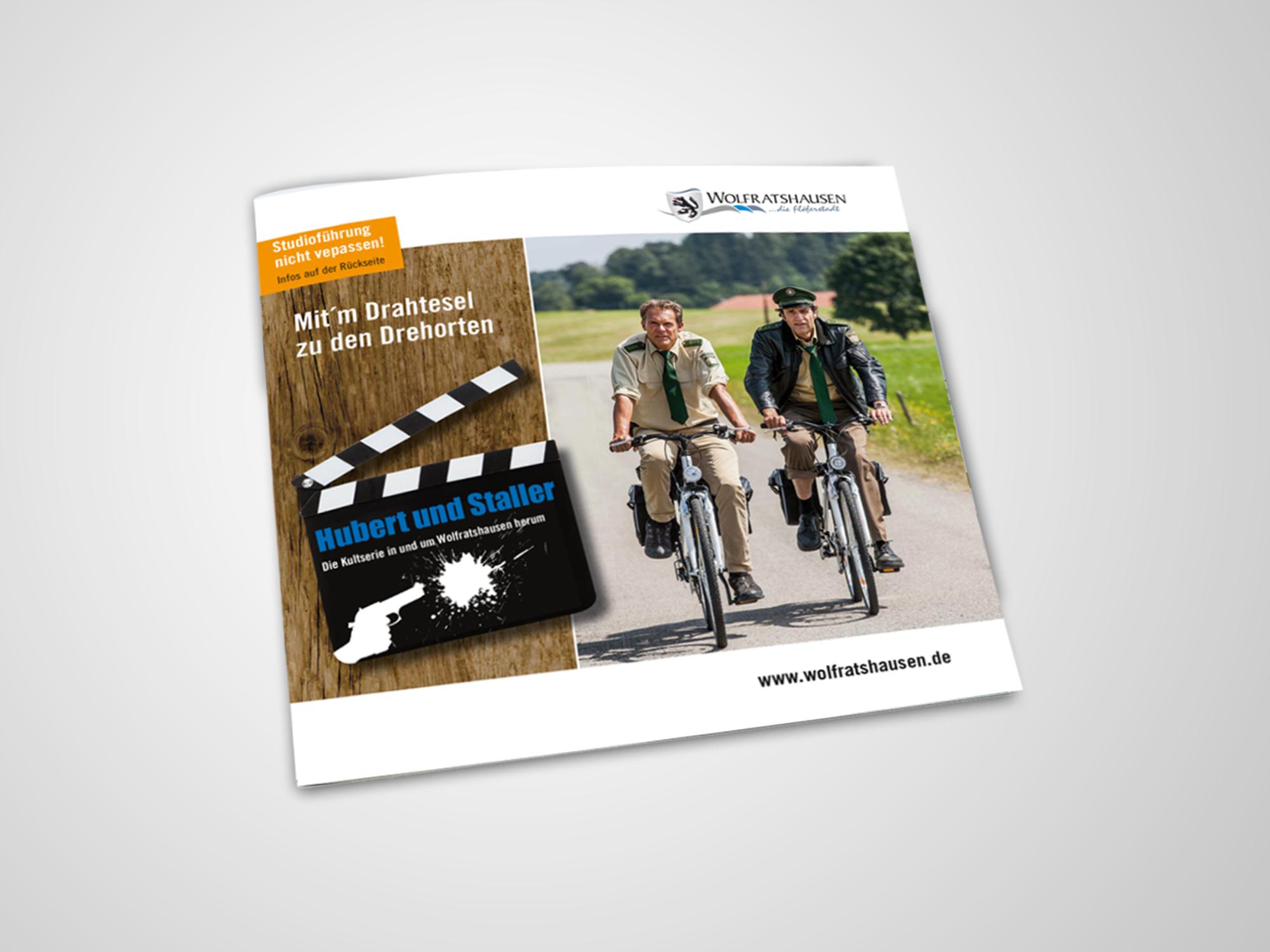 Faltblatt-Gestaltung-WOR-Hubert-und-Staller
